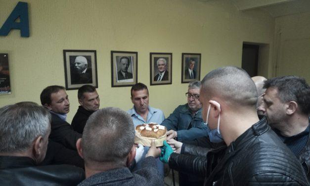 Gradski odbor Demokratske stranke Požarevac obeležio slavu Đurđevdan