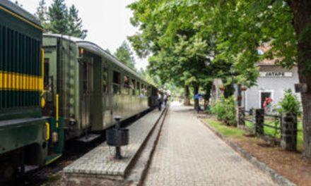 """Muzejski voz """"Nostalgija"""" na Šarganskoj osmici kreće u subotu, 23. maja"""