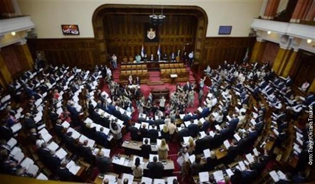 Скупштина усвојила измене изборних закона који се тичу овере потписа