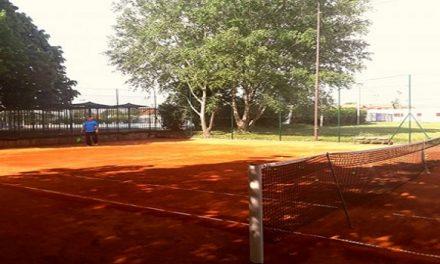 SC Požarevac: Teniski tereni ponovo u funkciji