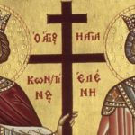 Danas su Sveti car Konstantin i carica Jelena