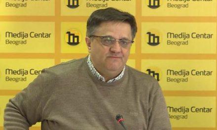 Gavrilović: Pink prekršio izbornu tišinu