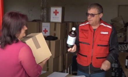 Crveni Кrst opštine Žagubica dodelio pomoć hraniteljskim porodicama