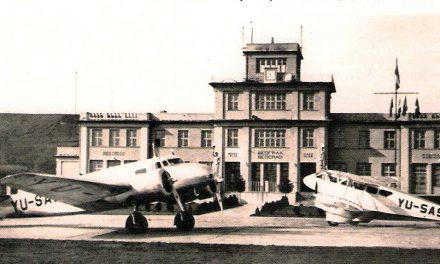 """Prvo Srpsko društvo za civilni saobraćaj """"Aeroput""""- preteča JAT-a"""