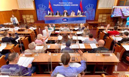 RIK je utvrdio konačan broj birača u Srbiji