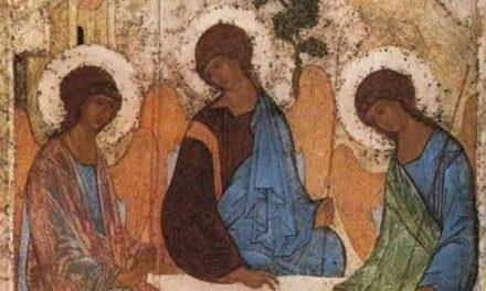 Danas je dan Svete Trojice