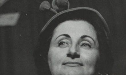 Sećanje na veliku glumicu Živku Matić