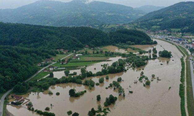 Žagubica: Poplavljena čuvena turistička destinacija – Krupajsko vrelo