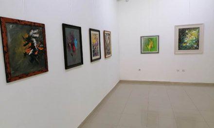 """""""Proziraji kosmosa"""" u Galeriji savremene umetnosti"""