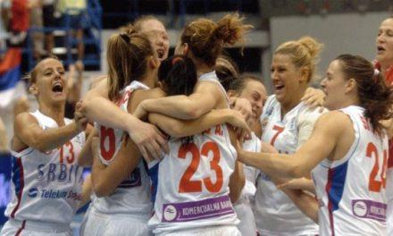 Pre pet godina ženska košarkaška reprezentacija po prvi put u istoriji postala prvak Evrope