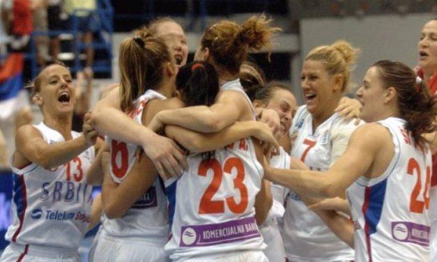 Pre šest godina ženska košarkaška reprezentacija po prvi put u istoriji postala prvak Evrope