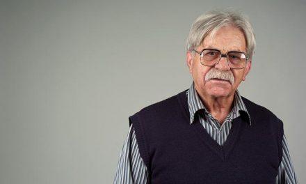 Ljubivoje Ršumović slavi 81. rodjendan