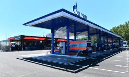 Otvorena savremena digitalna benzinska pumpa na auto-putu Novi Sad-Beograd