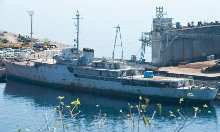 """Titov brod """"Galeb"""" prebačen u Rijeku, biće pretvoren u muzej"""
