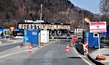 Za ulazak u Austriju od petka obavezan negativan pi-si-ar test