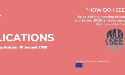 Otvoren poziv za kulturnu razmenu mladih iz Srbije i sa Kosova