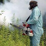 Tretman suzbijanja larvi komaraca na teritoriji opštine Žabari