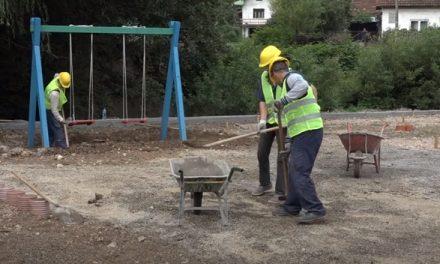 Mališani naselja Osanica uskoro dobijaju bezbedan prostor za igru