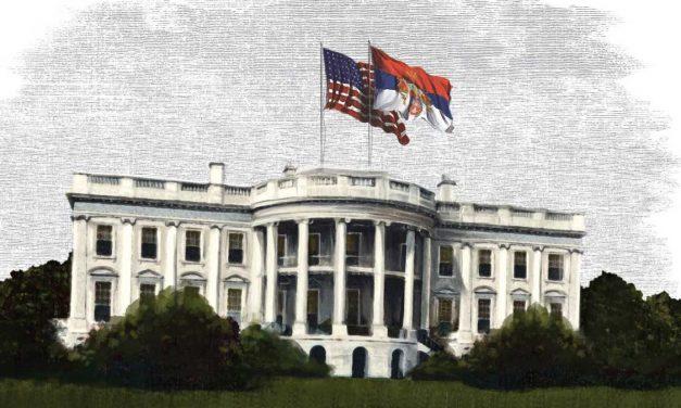 Dan kada se srpska zastava zavijorila na vrhu Bele kuće