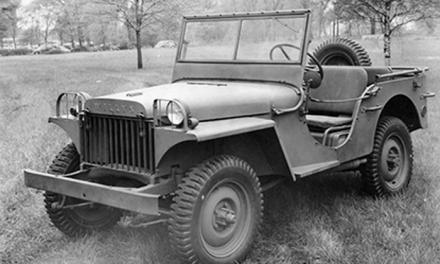 79 godina od proizvodnje prvog Džipa
