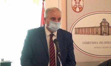 Dragan Milić ostaje na čelu opštine Veliko Gradište