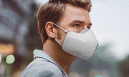 LG kreirao masku za lice koja prečišćava vazduh