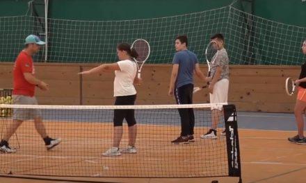 U Žagubici počela sa radom škola tenisa
