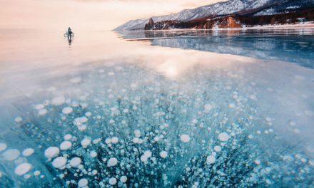 Lepota zamrznutog Bajkala