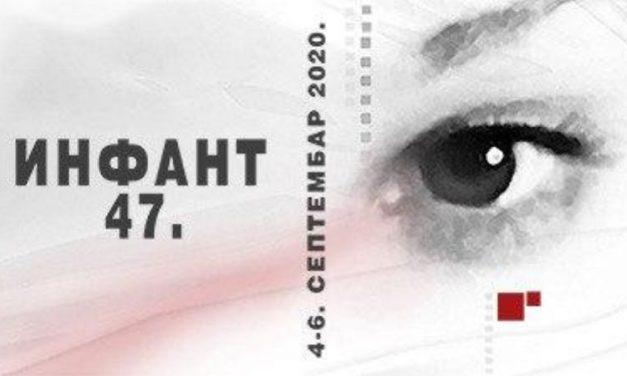 Festival INFANT od 4. do 6. septembra