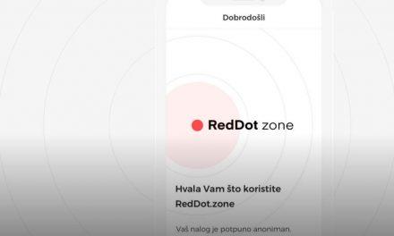 Srpski tim kreirao RedDot.zone, aplikaciju za praćenje širenja pandemije
