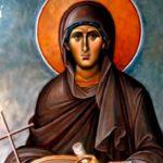 Danas je Sveta Prepodobna mučenica Paraskeva – Trnova Petka