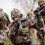 Vežbe gađanja Vojske Srbije
