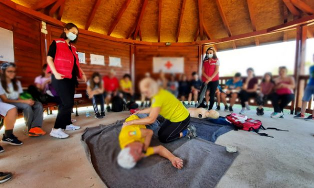 Crveni krst Požarevac Svetski dan Prve pomoći