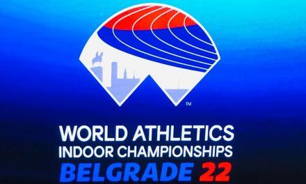 Zvanično predstavljen logo Svetskog dvoranskog prvenstva u atletici 2022. godine u Beogradu