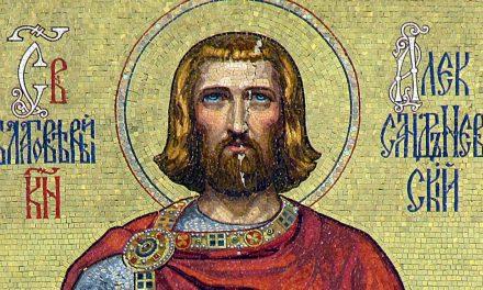 "Danas se slavi Sveti Aleksandar Nevski, zaštitnik pravoslavlja i vojskovođa ""svete Rusije"""
