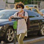 Novi predlog: Trotineti i dalje na trotoaru, ali maksimalno 8 km/h