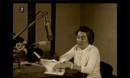 "Draga Jonaš: ""Ovde Radio Beograd"""