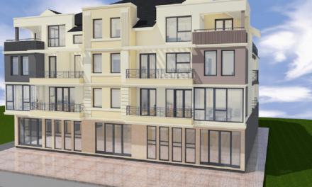 U centralnoj gradskoj zoni u Velikom Gradištu gradiće se stambeno-poslovna zgrada