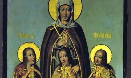 Danas slavimo Svete mučenice Veru, Ljubav i Nadu