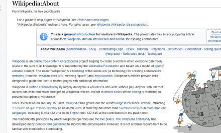 Wikipedia posle deset godina dobija novi dizajn