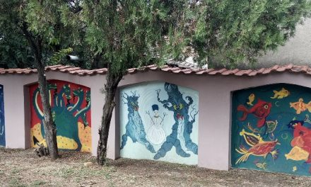 Požarevački umetnici ukrasili zidane ograde vrtića