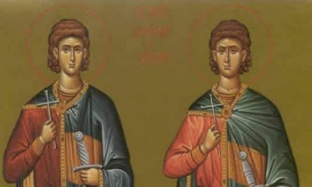 Sveti mučenici Sergije i Vakho – Srđevdan: Granica između jeseni i zime
