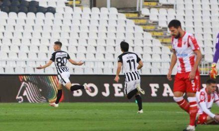 """Bez pobednika u 163. """"večitom"""" derbiju između Partizana i Zvezde"""