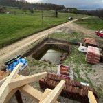 U Laznici počela izgradnja paraklisa