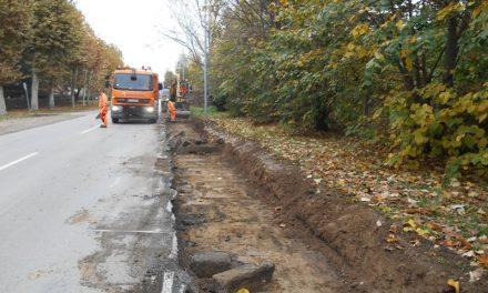 Nastavljaju se infrastrukturni radovi u opštini Veliko Gradište