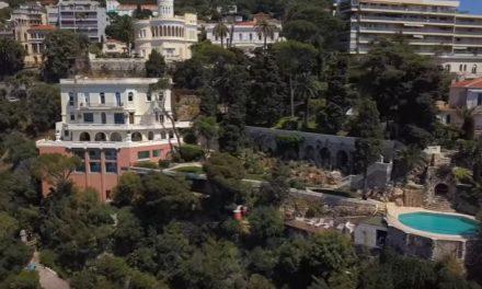 Vila Šona Konerija u Nici prodaje se za 34 miliona dolara (VIDEO)