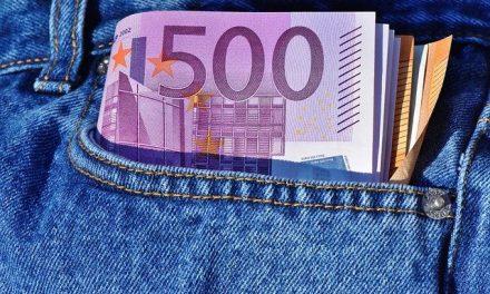 Novčanica od 500 evra ne povlači se iz opticaja