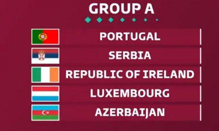 Srbija dobila rivale u kvalifikacijama za Mundijal 2022. godine