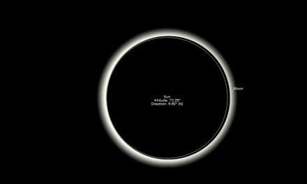 Danas potpuno pomračenje Sunca, vidljivo u Čileu i Argentini