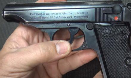 Pištolj iz prvog filma o Džejmsu Bondu prodat za 256.000 dolara